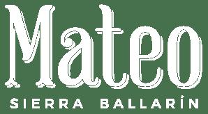 Mateo Sierra Ballarín